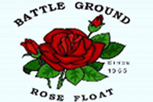 Battle Ground Rose Float